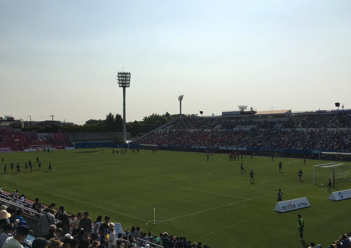 橫浜FC vs セレッソ大阪