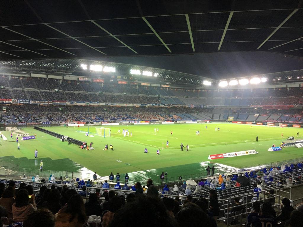 2017/10/21 Jリーグ 第30節 横浜F・マリノス vs 鹿島アントラーズ
